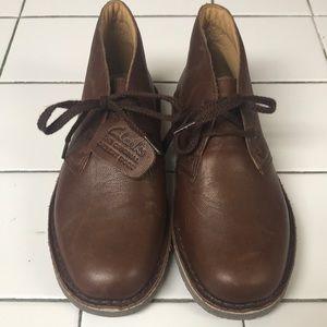Boy or girl Clarks Desert Boots NWOT